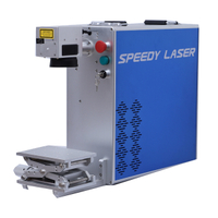 Machine de marquage laser à fibre portable 20W 30W